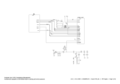 small resolution of nokia 2690 rm 635 schematics sch service manual 1st page